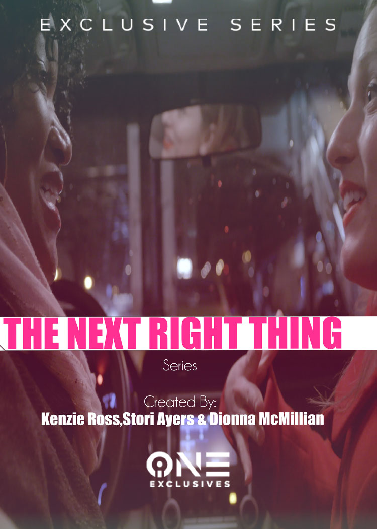 The Next Right Thing Series Poster